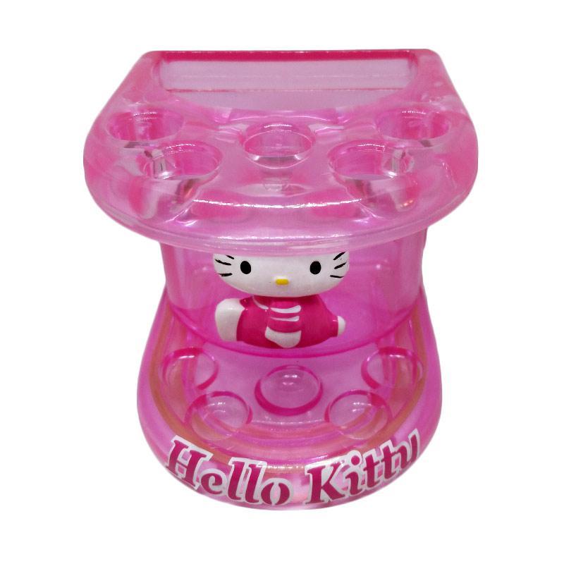 Hello Kitty Cute HK Standing Pen - Pink