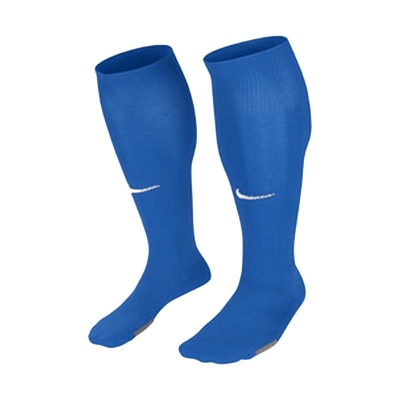 NIKE Sport Kaos Kaki Sepak Bola - Biru