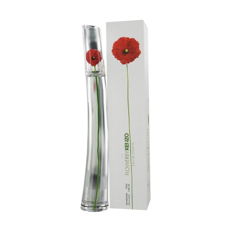 KENZO Flower EDT Parfum Original Parfum Wanita [100mL]