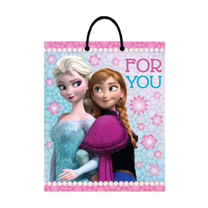 Buy 1 Get 1 - Something Sweet BA 3326-PR001-SS Frozen Elsa & Anna For You Paper Bag [Large SS]