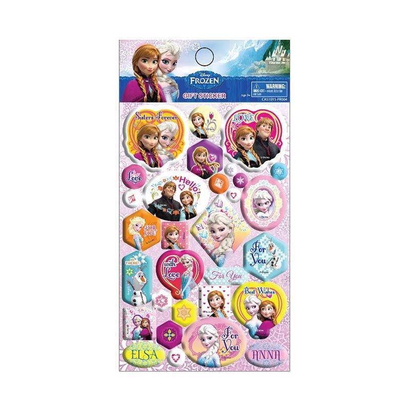 Something Sweet STK 155CAS1015PR004 Frozen Casting Sister Forever Sticker
