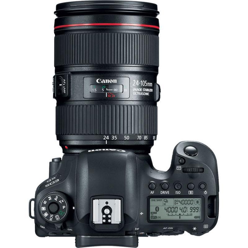 Canon EOS 6D Mark II kit 24-105mm L