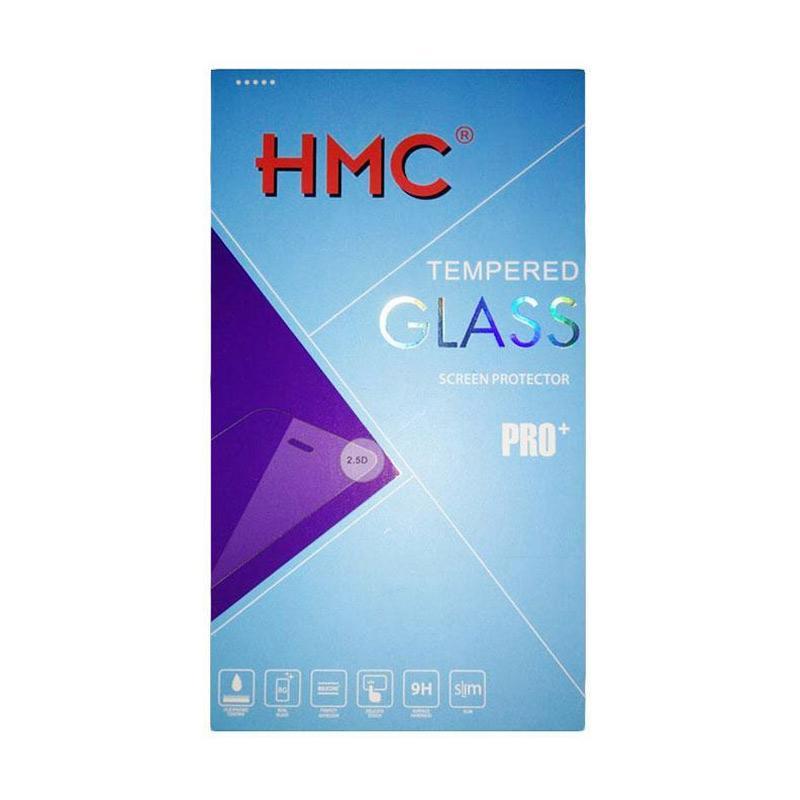 harga HMC Tempered Glass Screen Protector for Xiaomi Mi 5 - List Putih [Full Screen/Edge 2.5D] Blibli.com