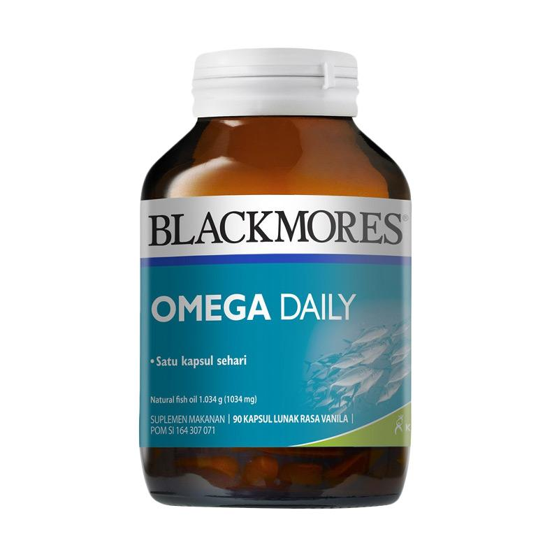 Blackmores Omega Daily Multivitamin [90 Capsules]