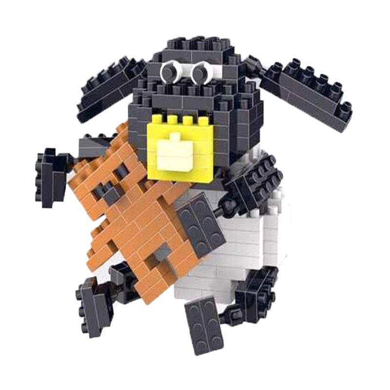 Weagle 2269 Sheep Mainan Mini Block