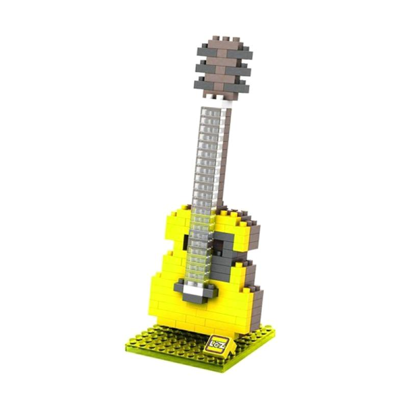 Loz Gift 9194 Medium Acoustic Guitar Mainan Anak