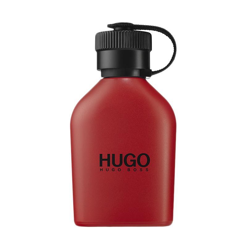 Hugo Boss Red EDT Parfum Pria [200 mL] Ori Tester Non Box