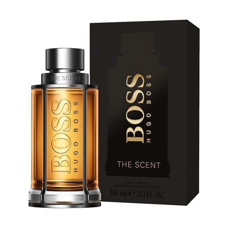 Hugo Boss The Scent EDT Parfum Pria [100 mL]