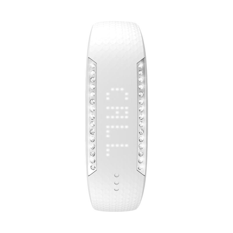 Polar Loop Crystal Activity Trackers & Pedometers - Putih