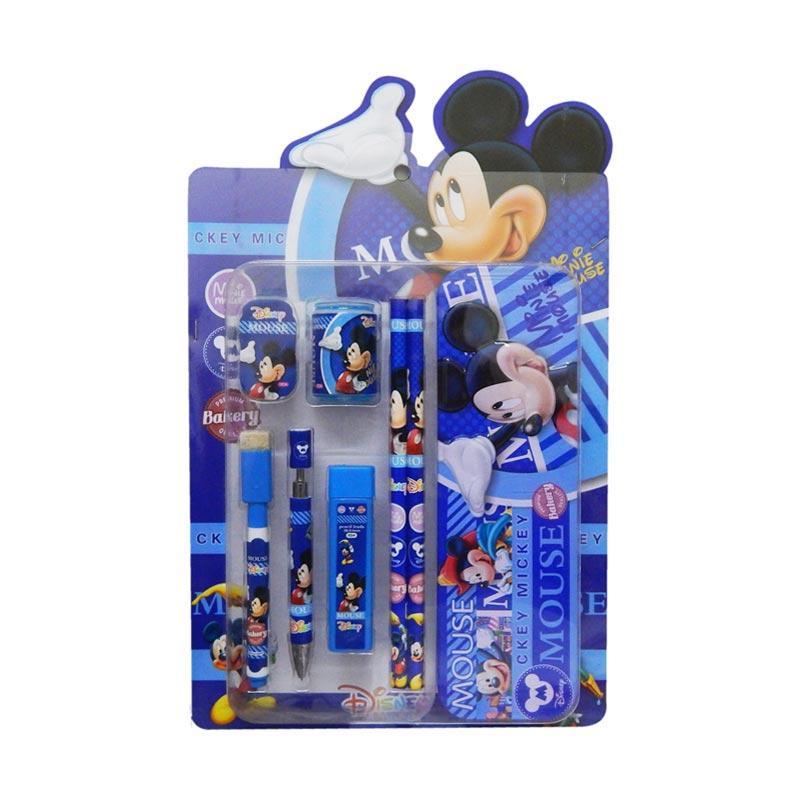 Wonderland Karakter Mickey Mouse Stationery Set