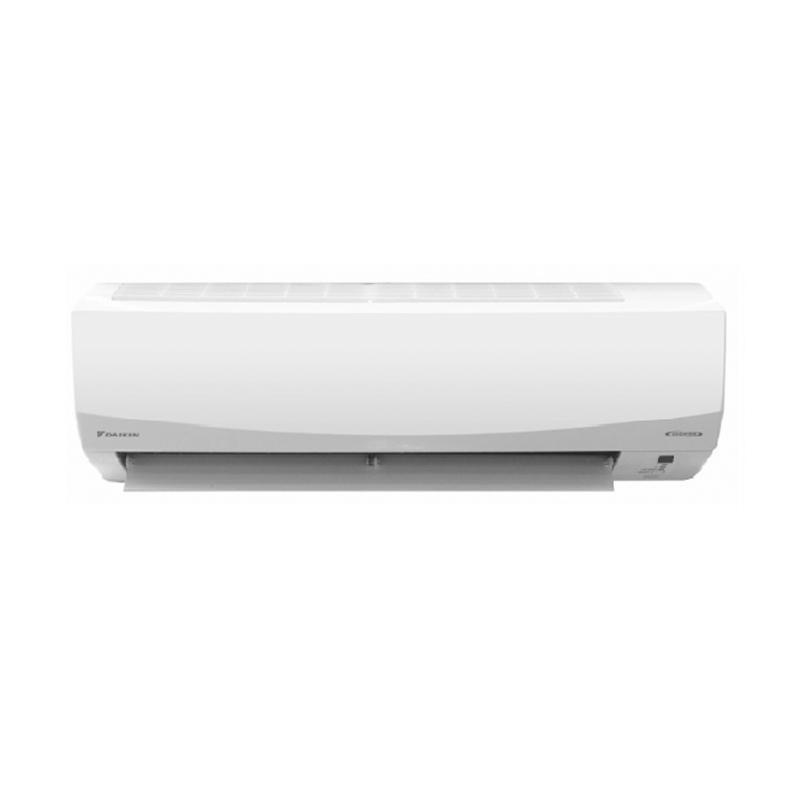 Daikin FTKC15PVM4 Smile Inverter AC Split - Putih [1/2 PK/Unit Only]
