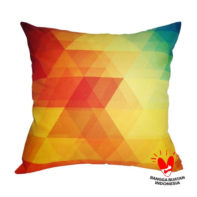 PSFS Printing Cushion Cover Sarung Bantal Sofa - Multicolor