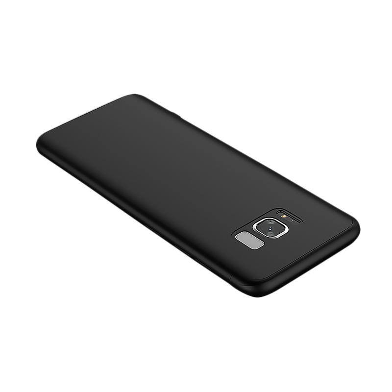 HM 360 Full Protection 3in1 Casing for Samsung S8 - Black