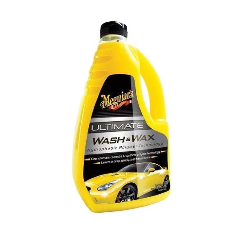 Meguiars G17748 Ultimate Wash & Wax Cairan Pembersih Eksterior Kendaraan