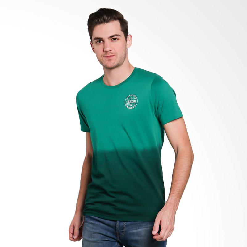 3SECOND 3012 Men Tshirt - Green [130121712]