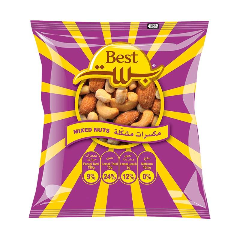 Best Peanuts Mixed Nuts Pouch [150g]