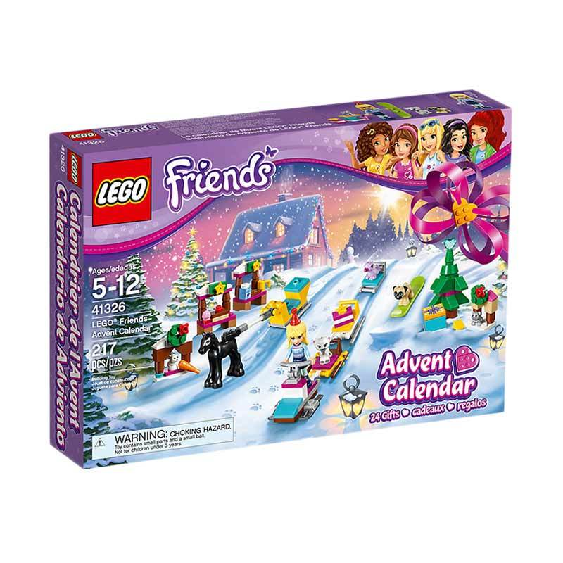 LEGO Friends 41326 Friends Advent Calendar Blocks & Stacking Toys