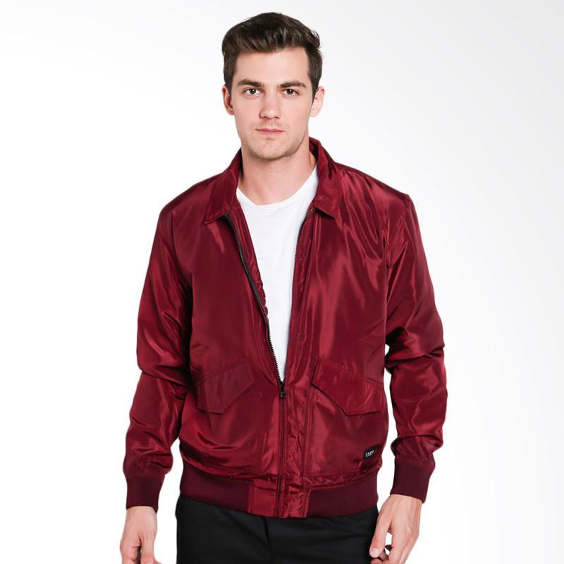 Famo 0411 Men Jacket - Red