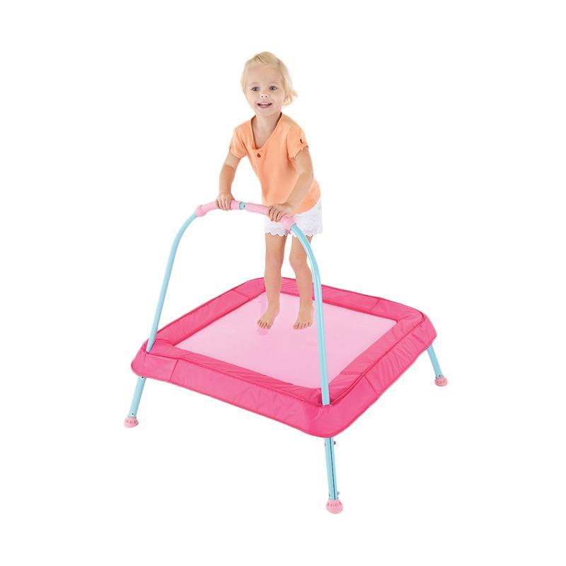 harga ELC Junior Trampoline Mainan Anak - Pink Blibli.com