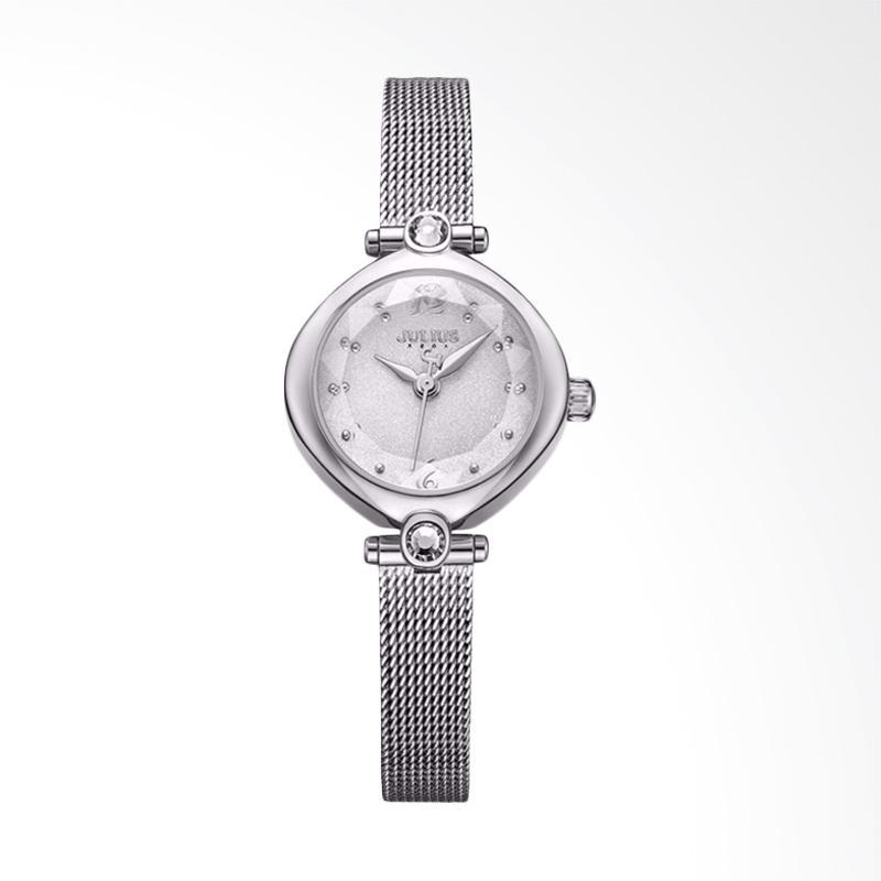Julius JA-1010-A Jam Tangan Wanita - Silver