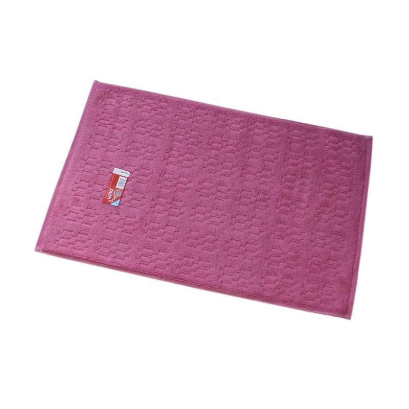 Merah Putih Handuk Keset - Pink [45 x 65 cm]