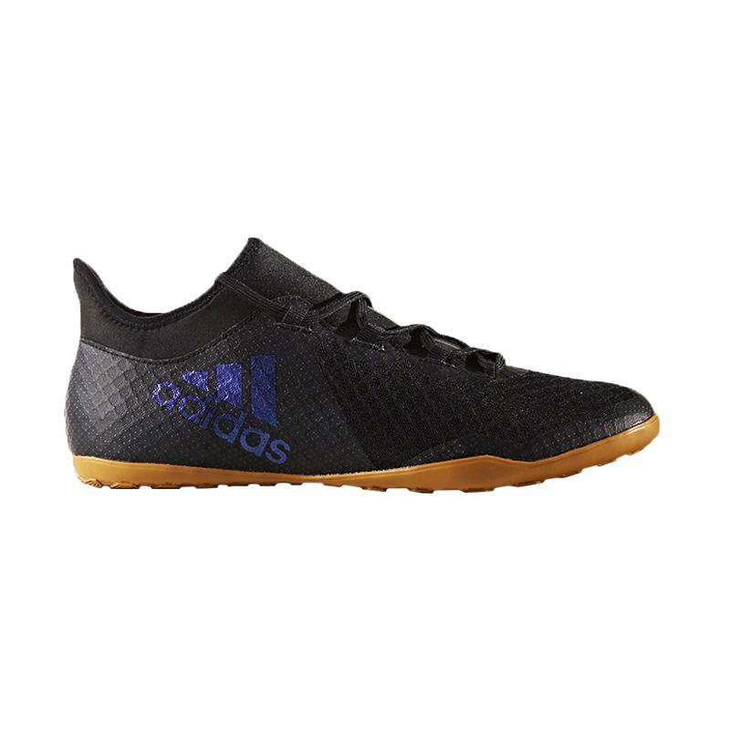 adidas Futsal X 17.3 Sepatu Futsal - Black [CG3716]