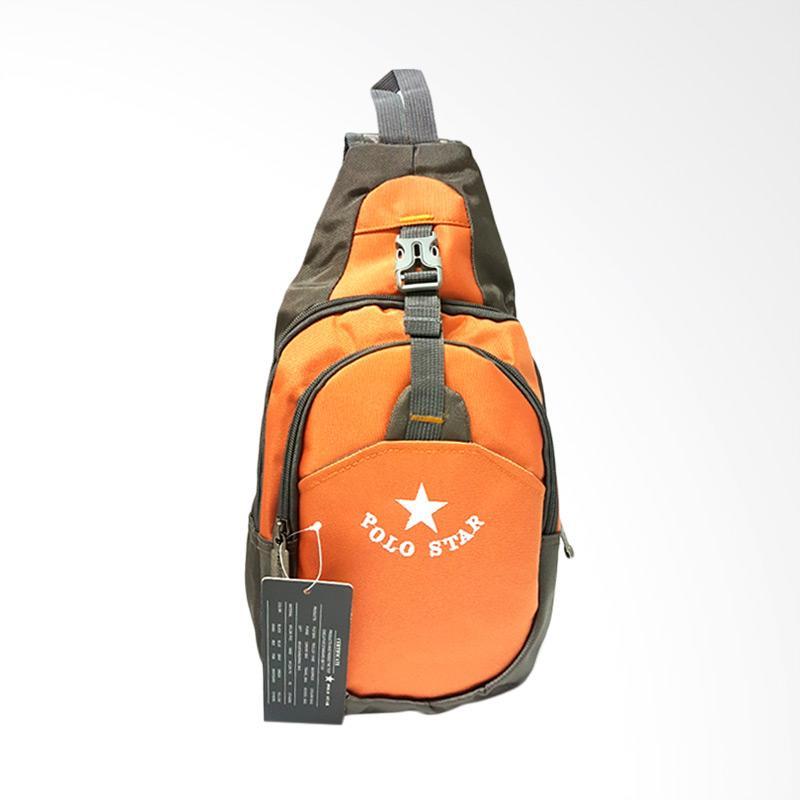 Solidex Polo Star Tas Selempang Pria