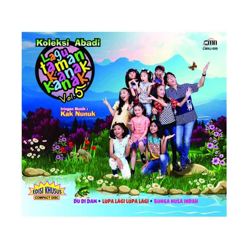 harga PT. Cakrawala Musik Nusantara CD Koleksi Abadi Lagu Taman Kanak-Kanak Vol 5 Blibli.com