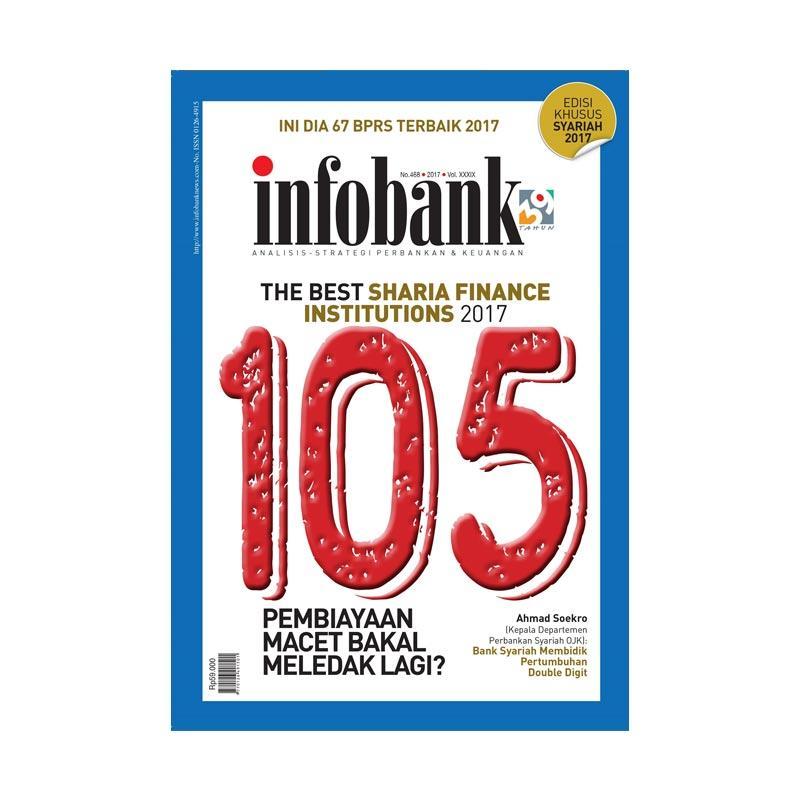 Infobank Edisi Khusus Shariah 2017 Majalah Bisnis