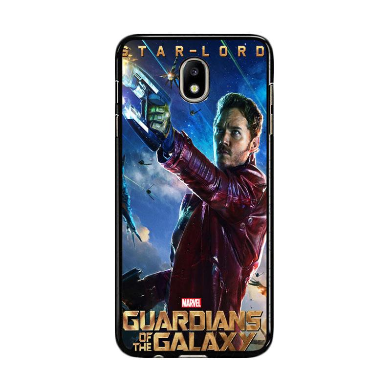 Flazzstore Guardians Of The Galaxy Star Lord Z0691 Custom Casing for Samsung Galaxy J5 Pro 2017