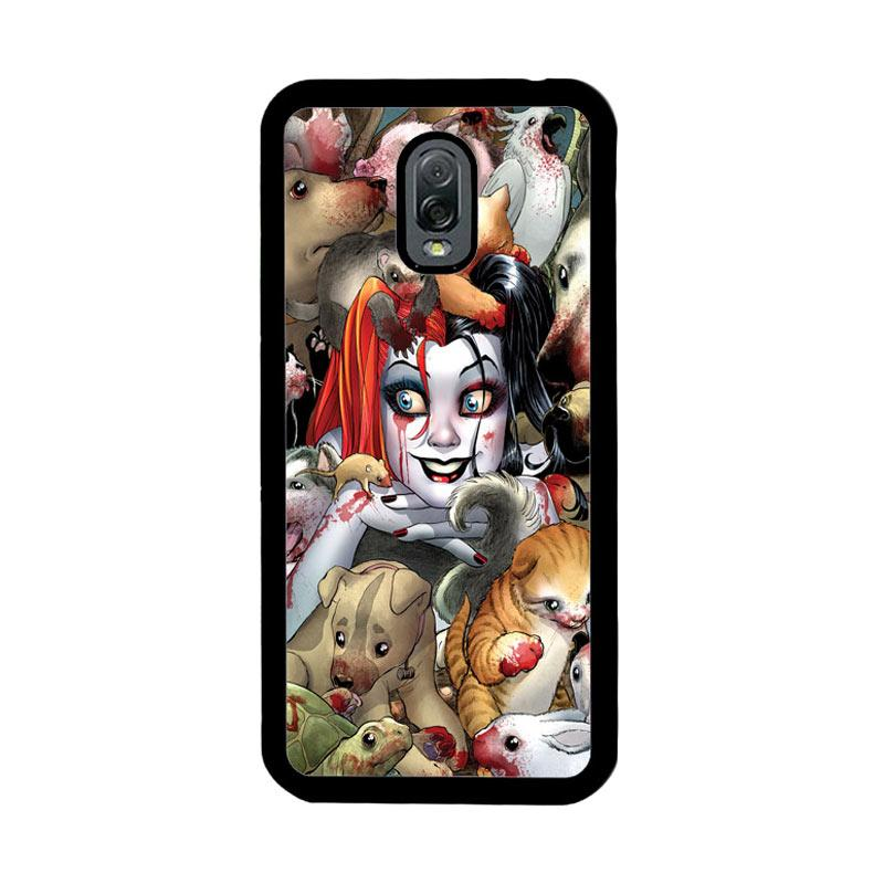 Flazzstore Harley Quinn Textless Z0242 Custom Casing for Samsung Galaxy J7 Plus