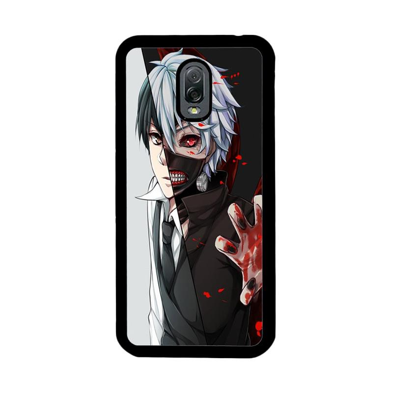 Flazzstore Tokyo Ghoul Z0358 Custom Casing for Samsung Galaxy J7 Plus