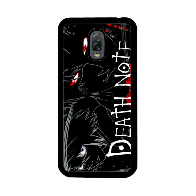 Flazzstore Death Note Anime Z0463 Custom Casing for Samsung Galaxy J7 Plus