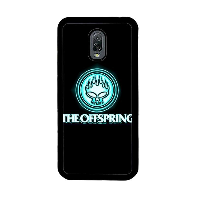 Flazzstore The Offspring Logo Z0787 Custom Casing for Samsung Galaxy J7 Plus