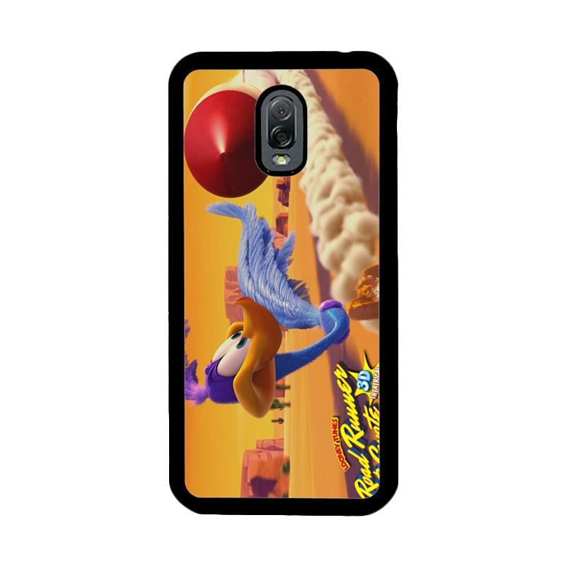 Flazzstore Road Runner 3D Looney Tunes Z0892 Custom Casing for Samsung Galaxy J7 Plus