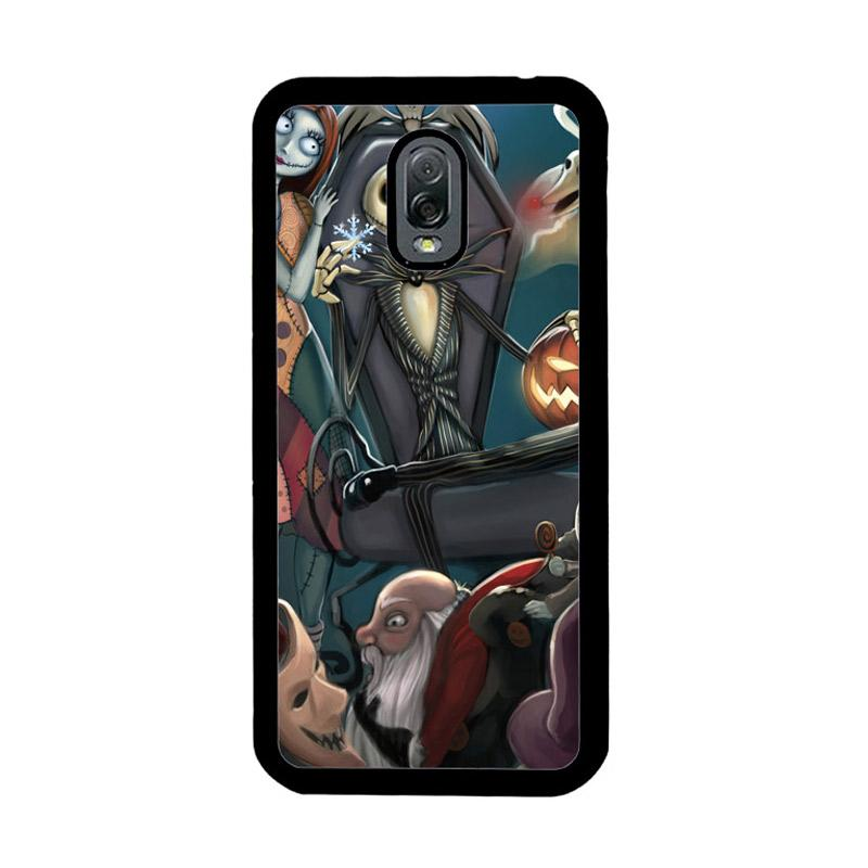 Flazzstore Nightmare Before Christmas Z1482 Custom Casing for Samsung Galaxy J7 Plus