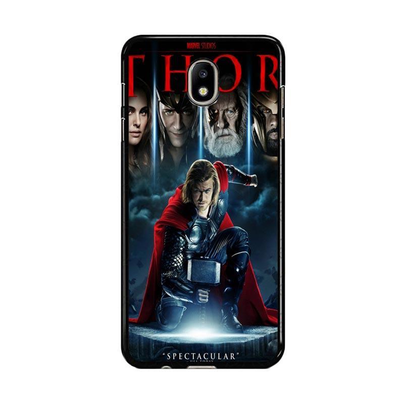 Flazzstore Thor Marvel F0811 Custom Casing for Samsung Galaxy J7 Pro 2017