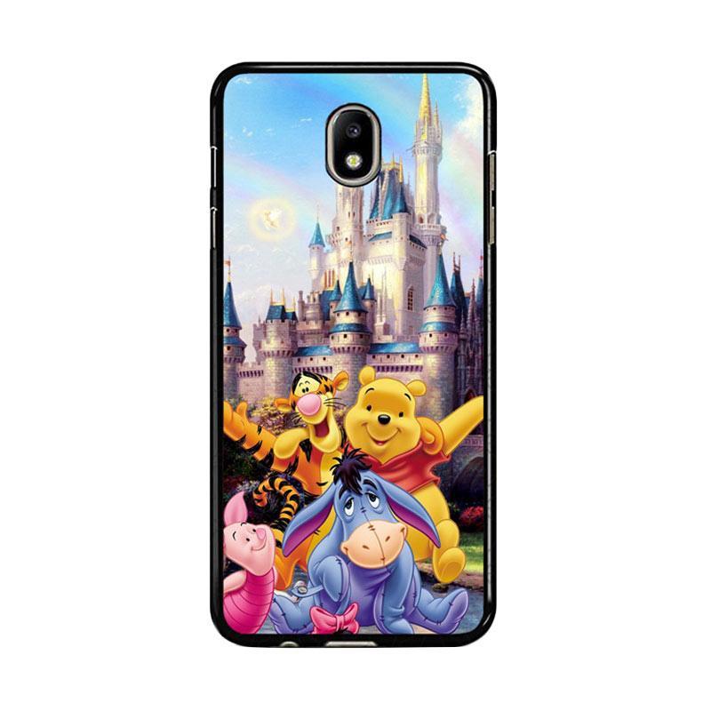 Flazzstore Winnie The Pooh Disney Z0060 Custom Casing for Samsung Galaxy J7 Pro 2017