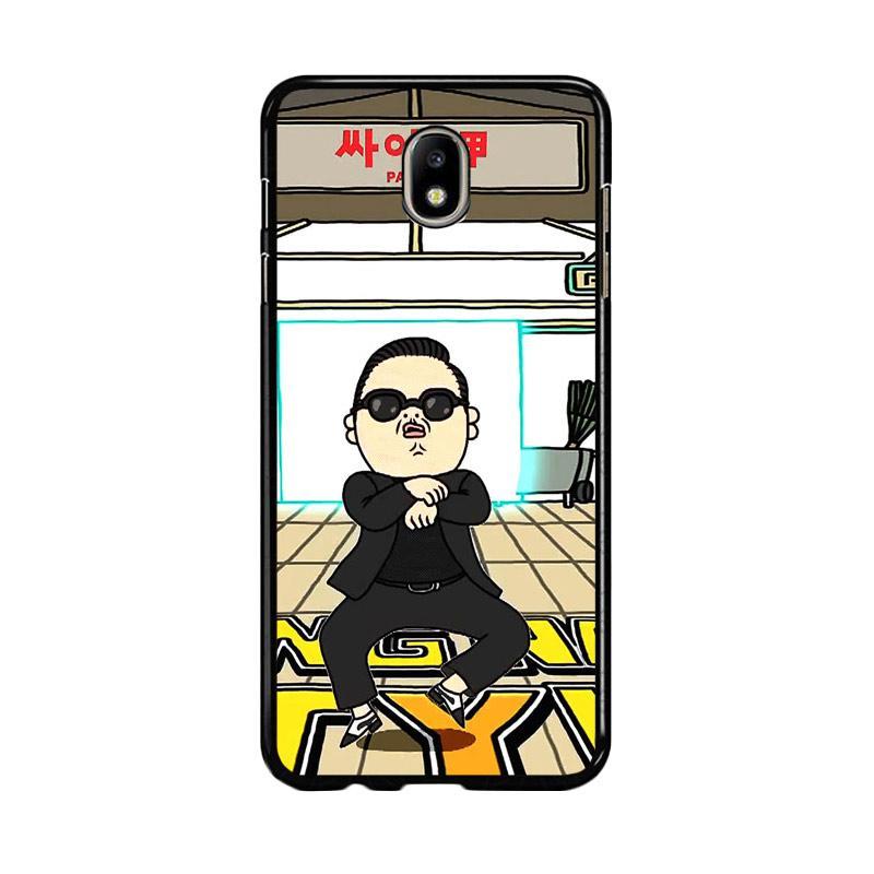 Flazzstore Gangnam Style Psy Dancing Z0185 Custom Casing for Samsung Galaxy J7 Pro 2017