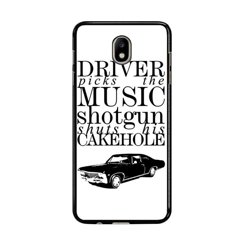 Flazzstore Supernatural Z0198 Custom Casing for Samsung Galaxy J7 Pro 2017
