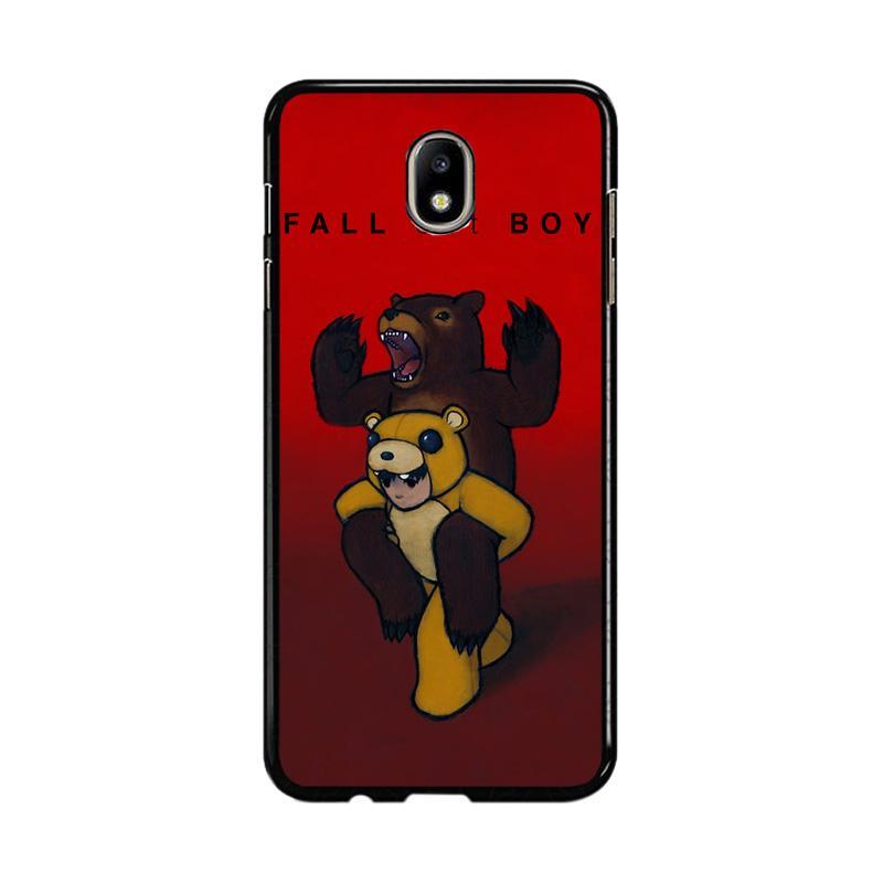 Flazzstore Fall Out Boy Folie A Deux F0444 Custom Casing for Samsung Galaxy J5 Pro 2017
