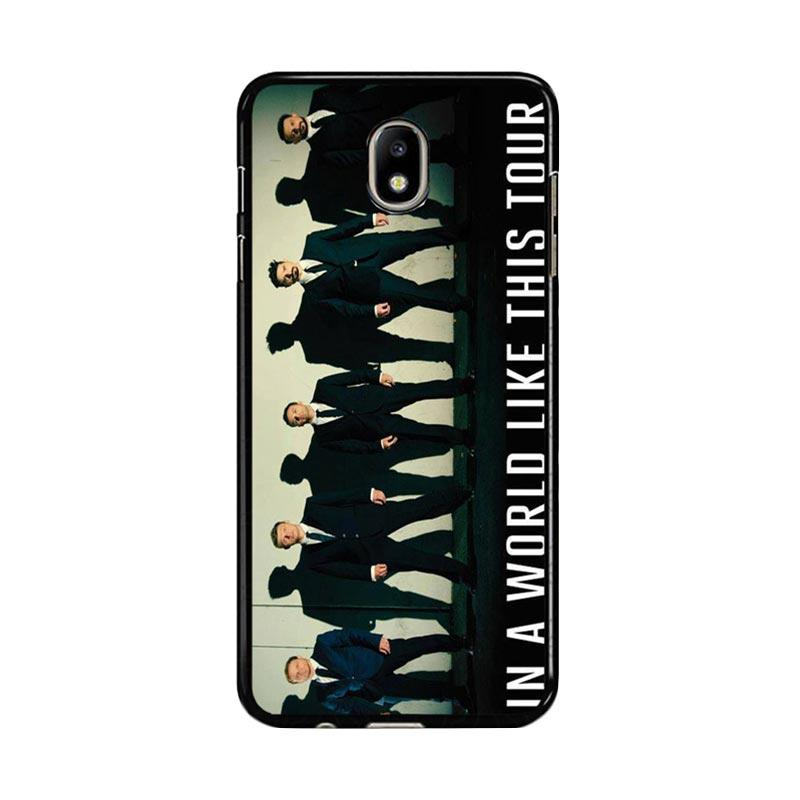 Flazzstore Backstreet Boys Bsb Z0125 Custom Casing for Samsung Galaxy J5 Pro 2017