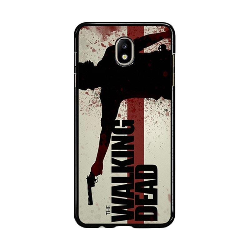 Flazzstore The Walking Dead Art Z0212 Custom Casing for Samsung Galaxy J5 Pro 2017