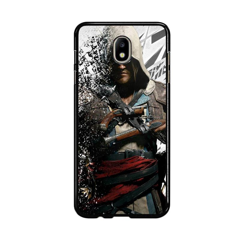 Flazzstore Assassin'S Creed Edward Kenway Z1416 Custom Casing for Samsung Galaxy J5 Pro 2017