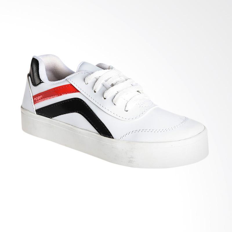 A.C.C.E.P.T Ellenia Sneaker Sepatu Wanita - White
