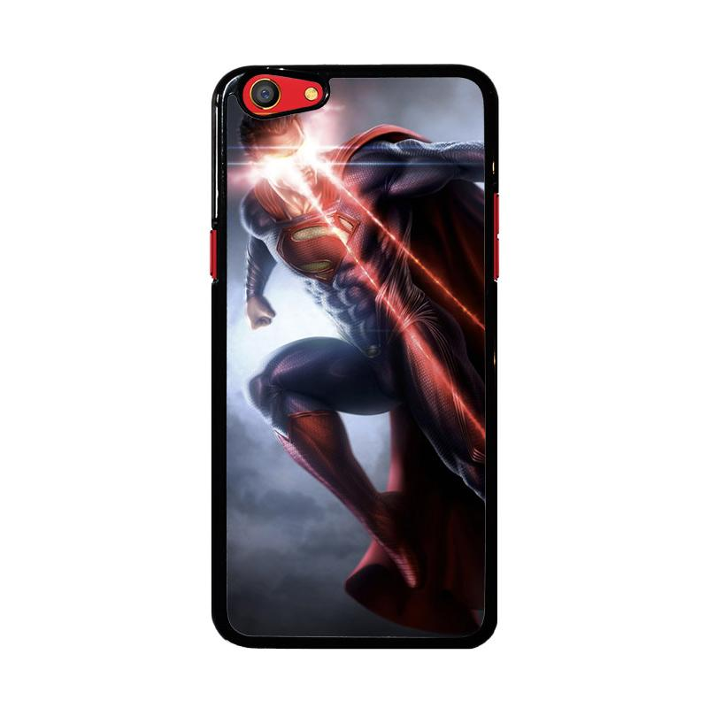 Flazzstore Superman Cool Z1041 Custom Casing for OPPO F3