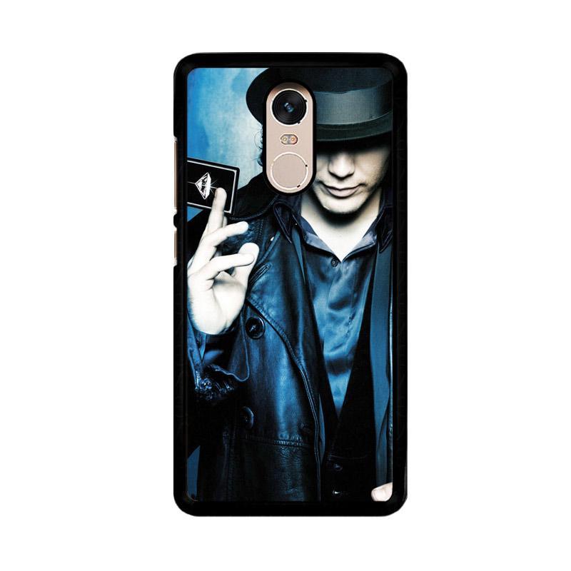 Flazzstore X-Men Gambit Z0938 Custom Casing for Xiaomi Redmi Note 4 or Note 4X Snapdragon Mediatek