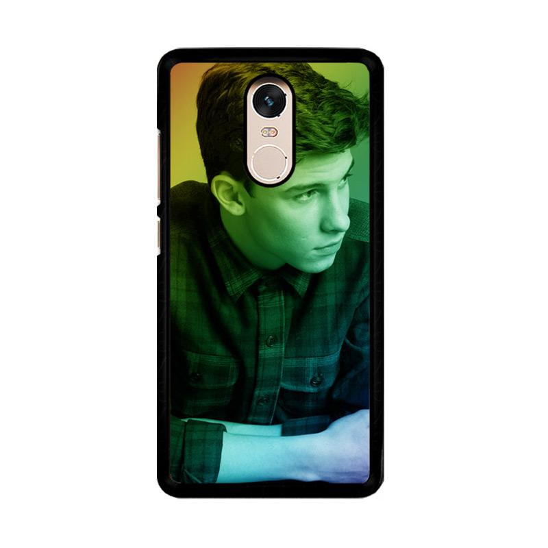 Flazzstore Shawn Mendes Z0979 Custom Casing for Xiaomi Redmi Note 4 or Note 4X Snapdragon Mediatek