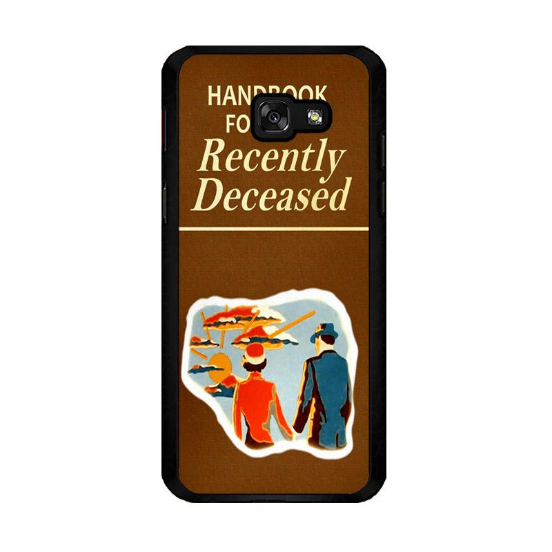 Flazzstore Beetlejuice Handbook For The Recently Deceased F0309 Custom Casing for Samsung Galaxy A5 2017
