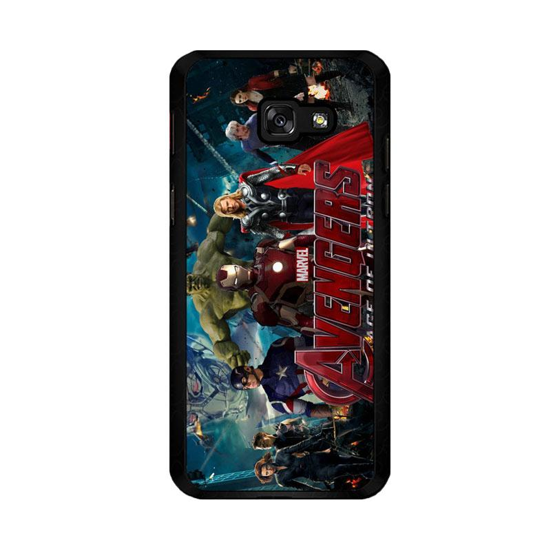 Flazzstore Avenger Age Of Ultron 1 F0328 Custom Casing for Samsung Galaxy A5 2017